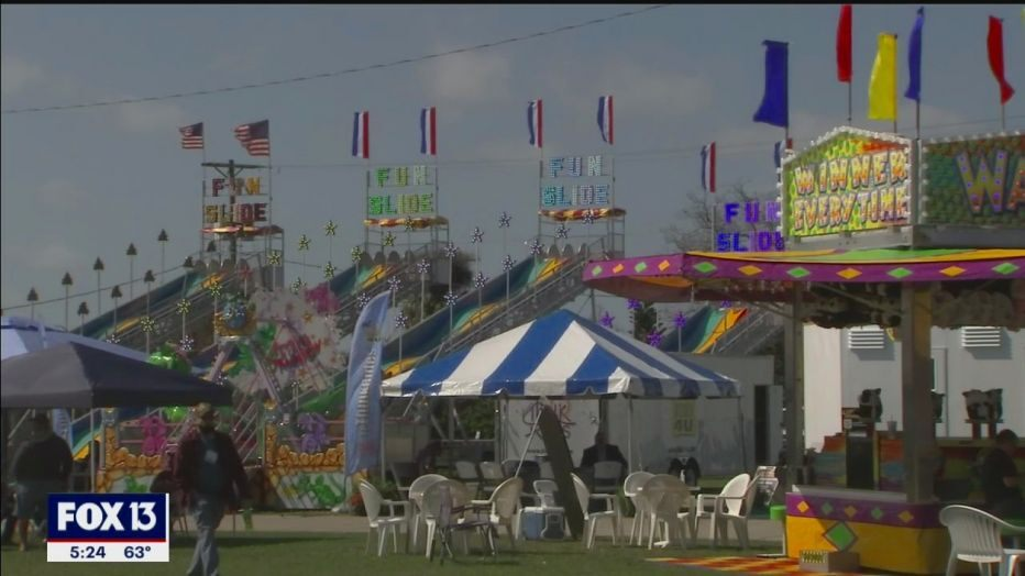 USA: Thought to be recession-proof, carnival industry hopes for return of crowded fairs