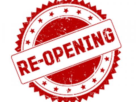 CAAO Starts Drafting Re-Opening Plan