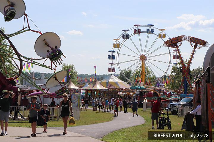 Ontario: Ribfest Returns to Cornwall July 25-28